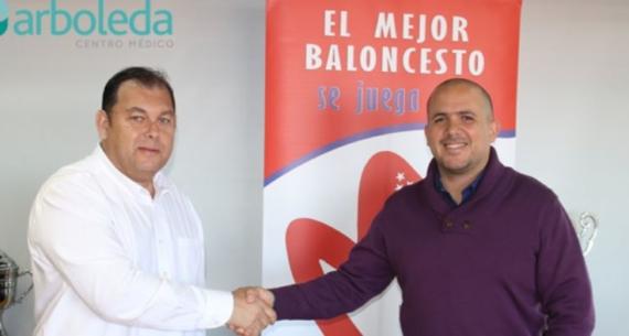 Arboleda y la Federación de Baloncesto de Madrid unen fuerzas